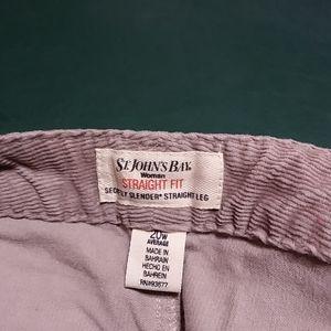 Women's  Courdourys  size 20w  color khaki